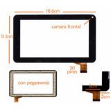 Touch Screen Tablet 7 Pulgadas (v86) 30 Pines Negro Seafon