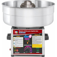 Máquina De Algodão Doce Ad-43 Aluminum Profissional Inovamaq