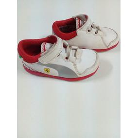 Tenis Para Niño Unisex Puma Ferrari * La Segunda Bazar