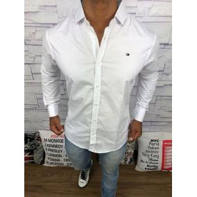 Camisa Masculina Social Jeans Grandes Marcas   Ralph Lauren