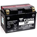 Bateria Yuasa Yt12a-bs Kymco Downtown