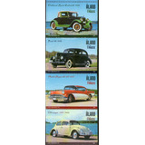 Aland Is. Tira X 4 Sellos Mint Autos: Buick, Ford Año 2005