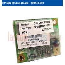 Modem Laptop Hp 56k V.92, Ac97 Data/fax Modem