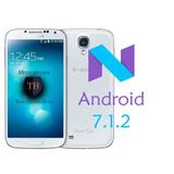 Actualización Galaxy S4 Android 7.1.2 Nougat