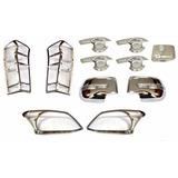 Cromados Chevrolet Dmax Retrovisores 2014 Kit Completo Sobre