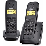 Teléfono Inalámbrico Gigaset A120 Duo .mkm Bel