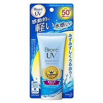 Protetor Solar Biore Uv Aqua Rich Spf50 Pa++++ 50g