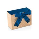 Caixa De Presente Feliz Você E Eu (natura) Masculino