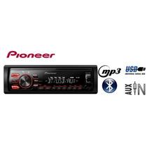 Estereo Usb Sd Mp3 Bluetooth 50w X 4 Pioneer Mvh285bt
