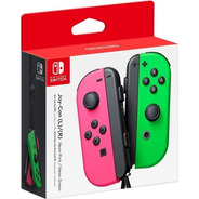 Joy - Con Controllers L R Green / Pink - Nintendo Switch