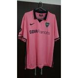 Camiseta Suplente Rosa De Boca Xl Nueva!!