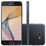Samsung Galaxy J5 Prime 32gb Câmera 13mp Preto Dual Chip