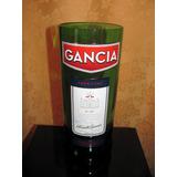Vaso Artesanal - Botella De Americano Gancia De 950cc