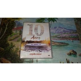Dvd Jorge E Mateus 10 Anos Original Novo Lacrado