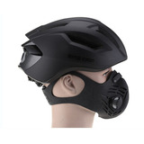 Mascara Anti-humo Para Bicicletas Motos Trecking