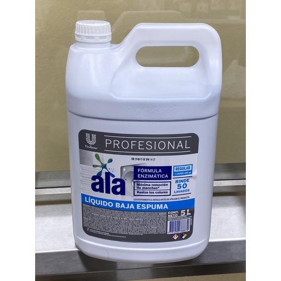 Jabón Liquido Ala Baja Espuma X 5 Litros