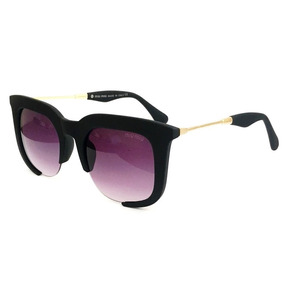 Oculos De Sol Feminino Rasoir Detail Lente Degradê