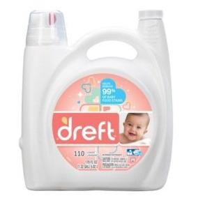 Detergente Para Bebe Dreft 5.02l 110 Lavadas