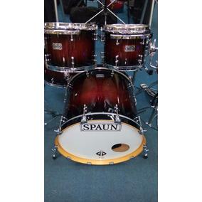 Batería Acústica Spaun Drums Company