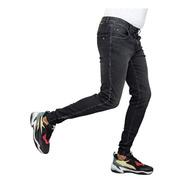Calça Jeans Premium Com Elastano Skinny