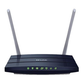 Roteador Wireless Tp-link Ac1200 Archer C50 Dual Band, 2 Ant