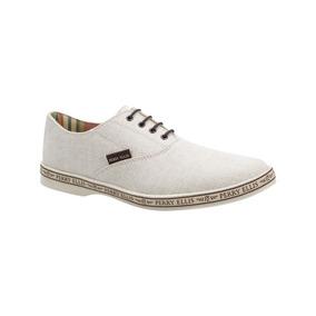 Zapato Casual Perry Ellis 117507 Color Natural Pca*18