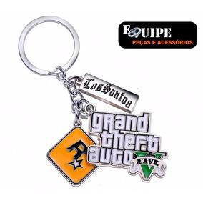 Chaveiro Grand Theft Auto V Gta 5 Rockstar Games Los Santos