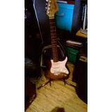 Guitarra Eléctrica Squier Affinity Con Funda Ephipone
