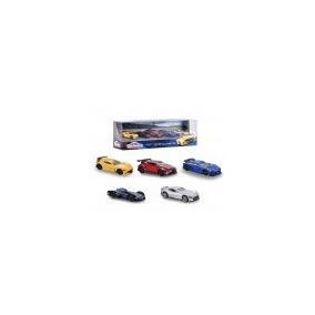 Majorette Autitos Visión Gran Turismo X5 Un. Escala 1:64