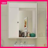 Gabinete De Baño Modular Moderno Con Espejo (gb2)