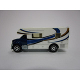 Camion Coleccion Matchbox Casa Rodante 7cm Motor Home M1