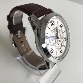 Relogio Orient Pulseira De Couro Mb - Relógios no Mercado Livre Brasil 962a0bbcb0
