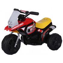 Triciclo Elétrico Mini Moto Luz Som Infantil Bel 913500
