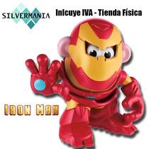 Juguete Señor Cara De Papa Iron Man Hasbro -a7281