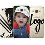 Capa Case Personalizada Com Foto Galaxy Core 2 Duos G355m