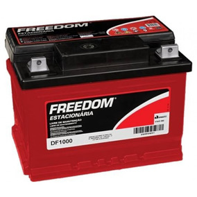 Bateria Estacionaria 12v 70ah Heliar Freedom No-break