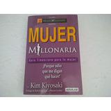 Libro Mujer Millonaria / Kim Kiyosaki