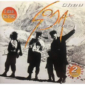 Cd Soda Stereo Chau 30 Exitos 2cds