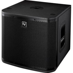 Caixa De Som Sub Zxa 1 Ev Eletro Voice