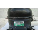 Compresor De 1/6 Para Nevera 3 Tubos Gas R134