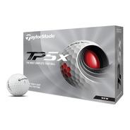 Kaddygolf Pelotas Golf Taylormade Tp5x Caja 12 + Tubo Regalo