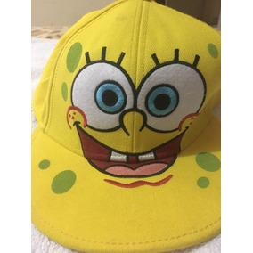 Gorra De Bob Esponja, Spongebob, Original