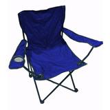 Silla Plegable Para Playa Alberca Camping Pesca Outdoors