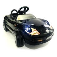 Karting A Pedal Auto Modelo Tipo Porsche A. Con Luz