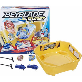 Arena Beyblade Burst Starter Battle Hasbro Original Lacrado