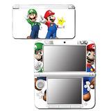 Nuevo Super Mario Bros 3d Land Mundial 2 Luigi Star Vi W79