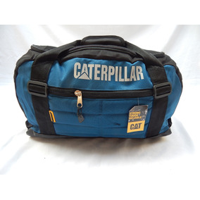 Bolso Caterpillar - Deportivo O Viaje Gran Cap - Az Acero