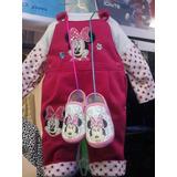 Ropa Para Bebé,vestido,zapatos,buzos,pantalones Y Conjuntos