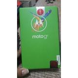 Motorola Moto G5 Con Lector De Huella Y 32gb De Memoria