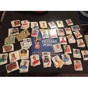 Figuritas Sueltas Mundial Rusia 2018